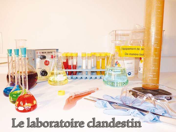 Le laboratoire clandestin